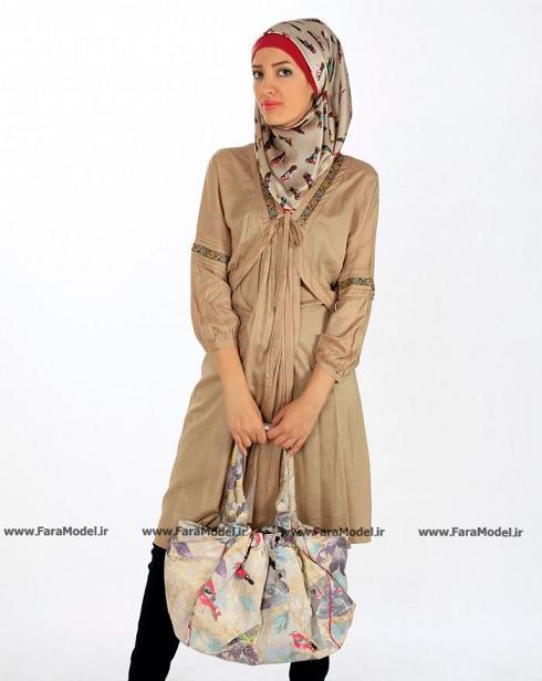rahafun.com ax model manto ژورنال مانتو ایرانی مدل 2013