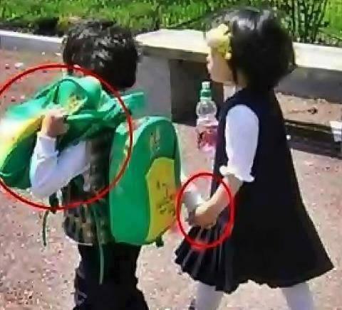 عکس جالب محبت برادر به خواهر