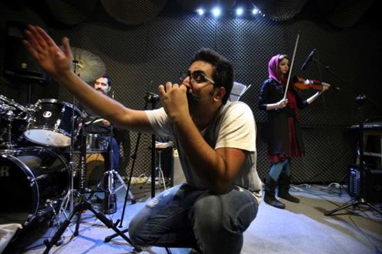 عکس دخترها و پسرهای موسیقی زیرزمینی ایران