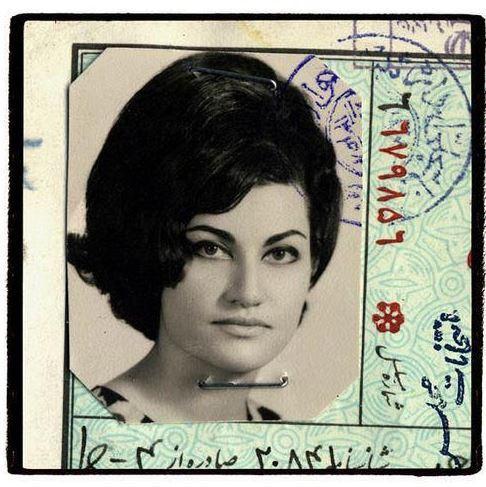 عکس های جالب دختران زمان قدیم,عکس شناسنامه های قدیمی