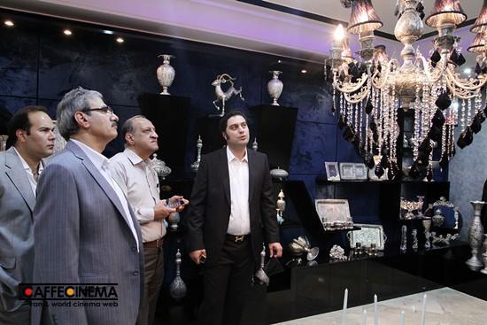 عکس نیوشا ضیغمی,عکس های جالب افتتاح مرکز زیبایی نیوشا ضیغمی