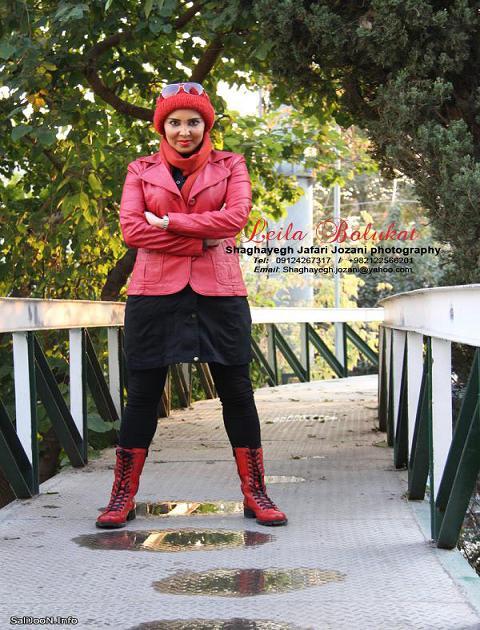 عکسهای جدید لیلا بلوکات