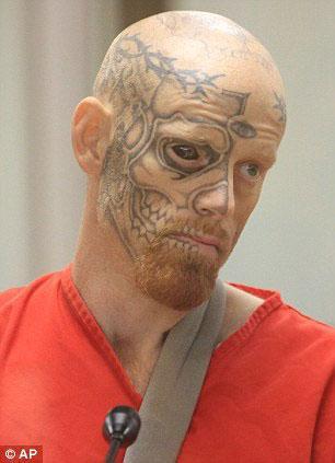 عکس ترسناک ترین قاتل آمریکایی