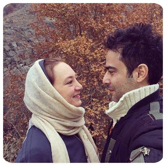 گلچین عکس همسر بازیگران ایرانی