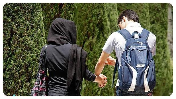 حکم شرعی باهم راه رفتن دختر و پسر