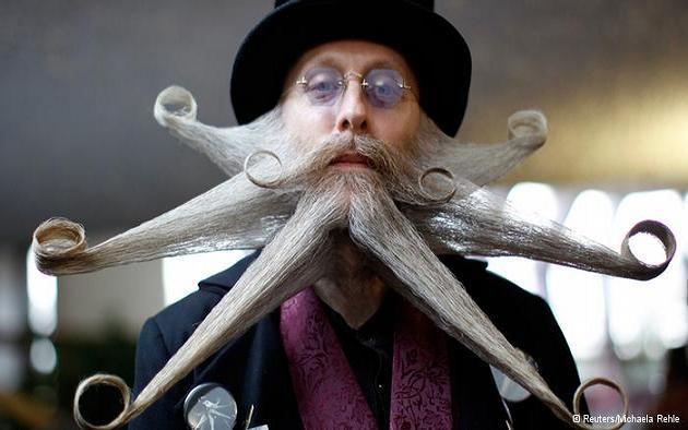 مدل جید ریش,انواع مدل ریش و سیبیل