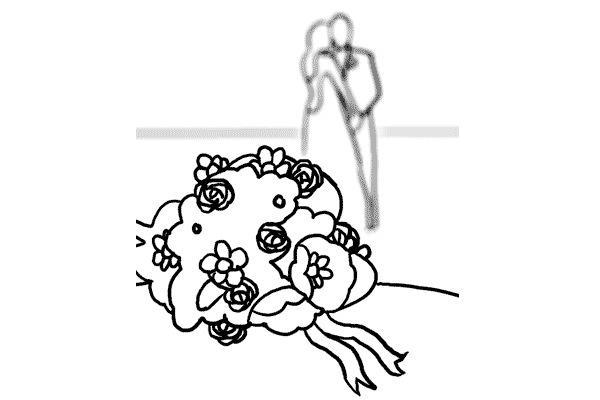عکس عروس ،ژست های عکس گرفتن عروس و داماد