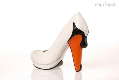 rahafun.com kafshe ajib 11 عکس مدل های عجیب کفش پاشنه بلند