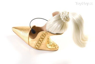 rahafun.com kafshe ajib 15 عکس مدل های عجیب کفش پاشنه بلند