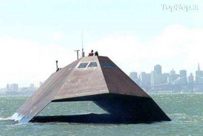 عکس کشتی پیشرفته آمریکایی