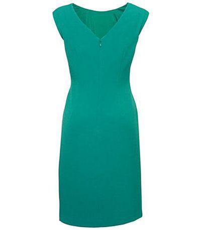 لباس مجلسی سبز رنگ 2013,مدل جدید لباس زنانه