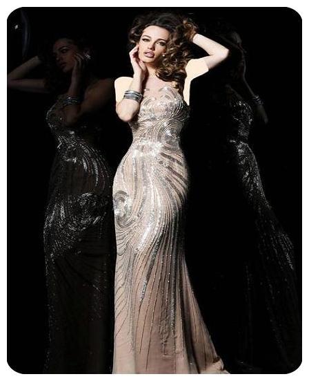 لباس مجلسی زنانه,مدل لباس شب مجلسی