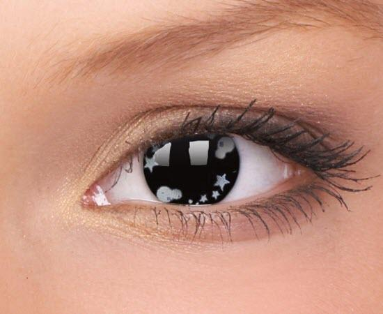 rahafun.com lenze cheshm 3 مدل های جدید لنز رنگی