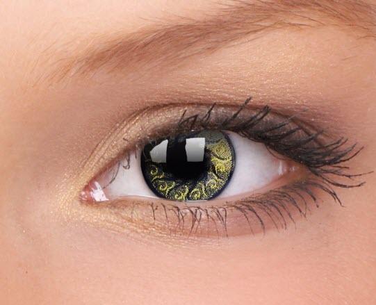 مدل های جدید لنز رنگی,مدل های جدید لنز رنگی
