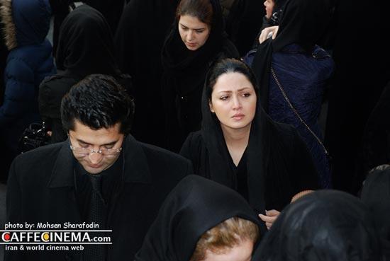 همسر بنیامین بهادری