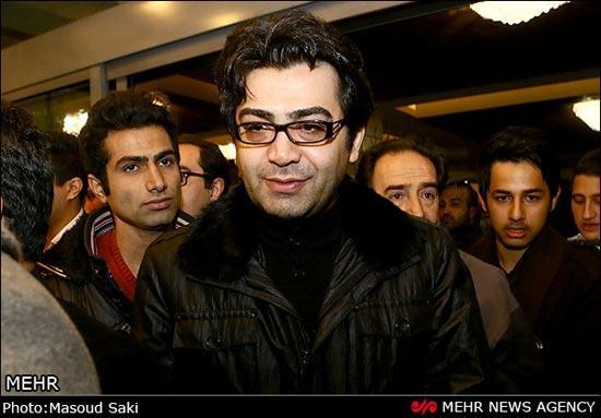 rahafun.com marasem khatm benyamin 9 عکس های مراسم ختم همسر بنیامین بهادری