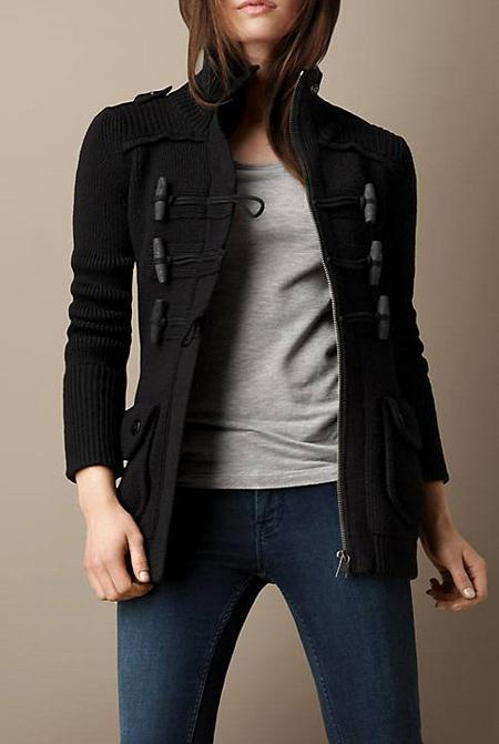 مدل های ژاکت زمستانه زنانه