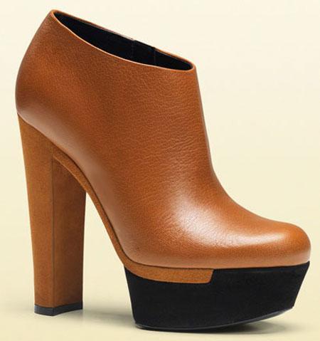 جدیدترین کلکسیون کفش های زنانه گوچی برای پاییزه 2013