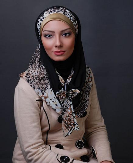 مدل های مقنعه اسلامی,انواع مدل مقنعه