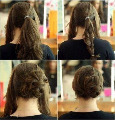 آموزش بستن موی سر دختران