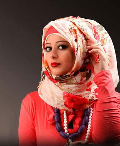 مدل های بستن شال و روسری, آموزش بستن شال