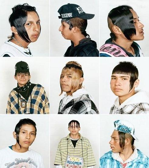 مدل موهای مسخره پسرها