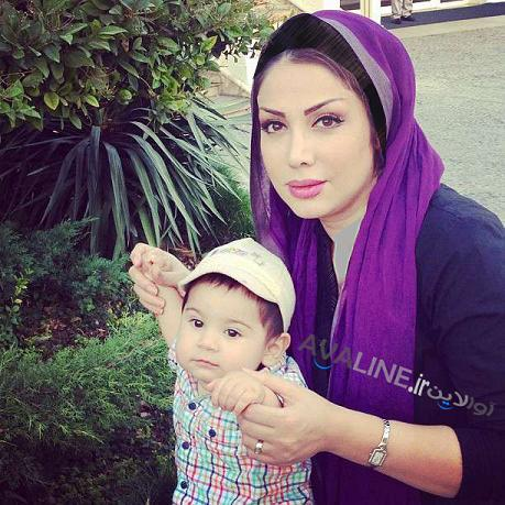 عکس محسن چاوشی به همراه همسر