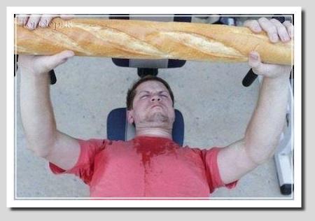 عکس کاربردهای خند دار نان ساندویجی