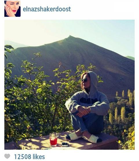 بازیگران ایرانی,عکس های جالب پروفایل بازیگران در فیس بوک