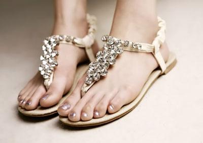 مدل های جدید صندل زنانه دخترانه,ژورنال کفش زنانه