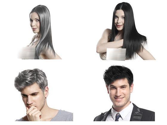 راه های تضمینی جلوگیری از سفیدی مو