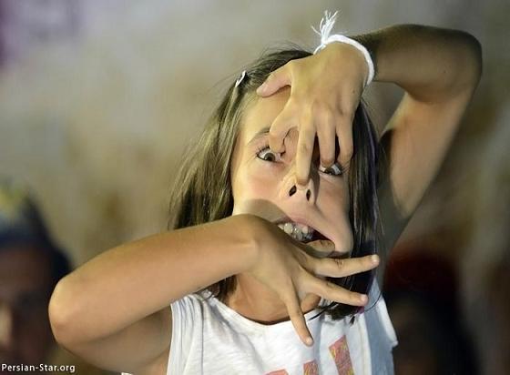 عکس های مسابقه زشت ترین شکلک,عکس دختر