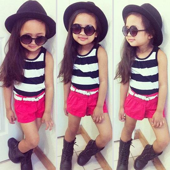 عکس دختر خوشتیپ