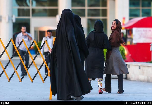 rahafun.com tasavir gshte ershad 11 عکس برخورد با بد حجابی در کنسرت مازیار فلاحی