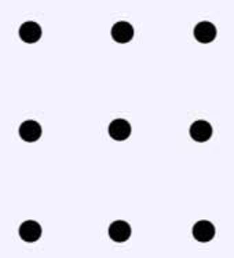 تست هوش - دایره و خط