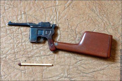 عکس کوچکترین تفنگ ها
