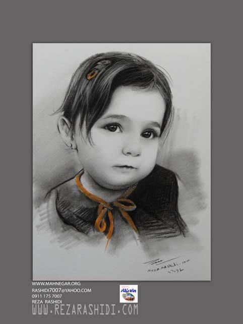 نقاشی سیاه قلم,طراحی سیاه قلم