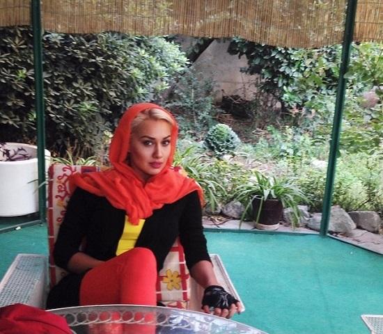 عکس های جدید صدف طاهریان