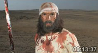 تصاویری از کارگردان، عوامل اصلی و فیلم توهین به پیامبر (صلی الله علیه و آله)/www.rahafun.com