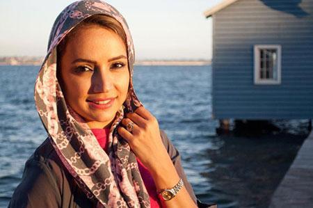 عکس های خوشگل شبنم قلی خانی در استرالیا