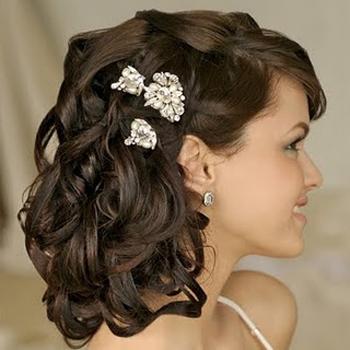 مدل جدید موهای شینیون و موی عروس|www.rahafun.com