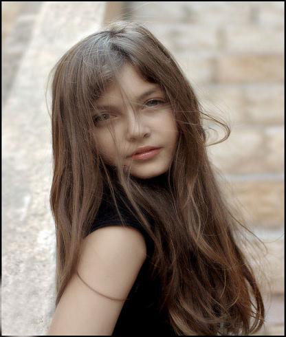 عکس زیباترین دختر جهان
