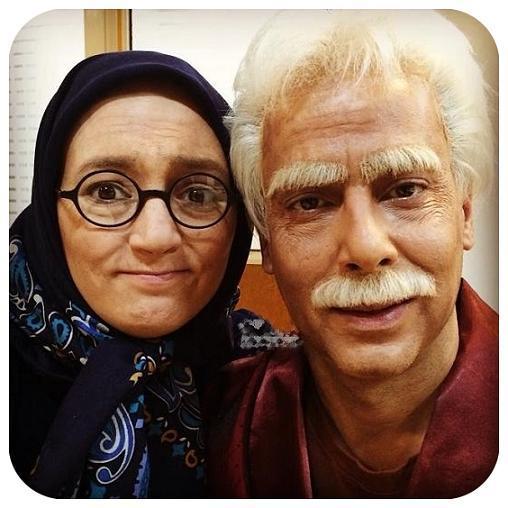 تصاویر همسر بازیگران ایرانی