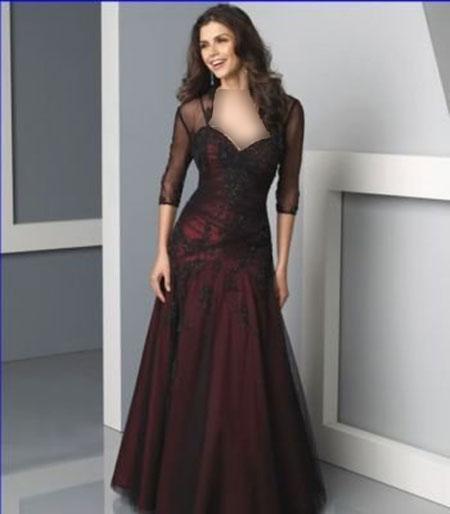 women dress gh0165 مدل های زیبای لباس مجلسی بلند سال 2015