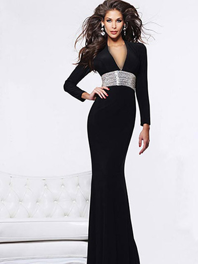 women dress gh0171 مدل های زیبای لباس مجلسی بلند سال 2015
