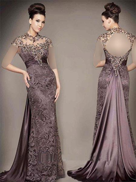 women dress gh0177 مدل های زیبای لباس مجلسی بلند سال 2015