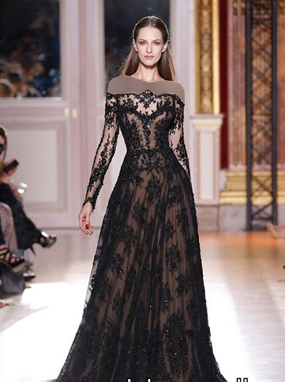 women dress gh0178 مدل های زیبای لباس مجلسی بلند سال 2015