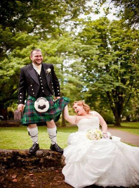 عکس عروسی های جالب