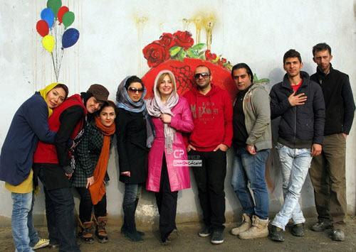 عکس زیبا بازیگران زن ایرانی