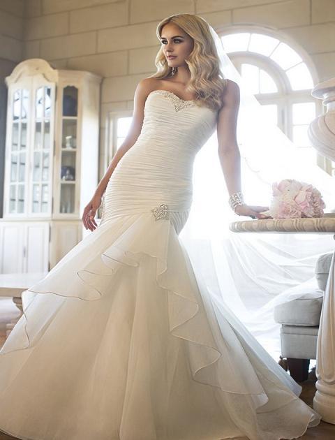 www.rahafun.com BridalDress 25 40 مدل زیبا لباس عروس